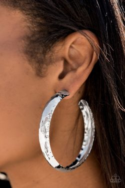 """""""Check Out These Curves"""" Earrings"""