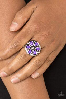 """""""Color Me Calla Lily"""" Ring"""