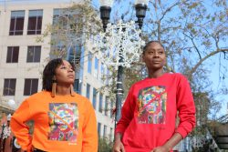 Martin Luther King Sweatshirt   Black History Month Clothing   Black Owned Clothing Brand   Bout ...