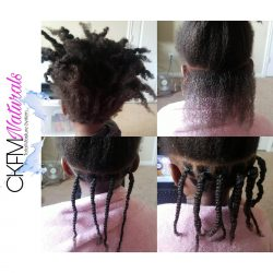 CKFM Naturals Total Moisture System by Curls Kinks Fros and Me