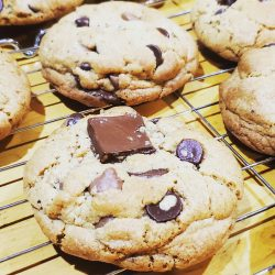 Upgraded Chocolate Chip Cookies