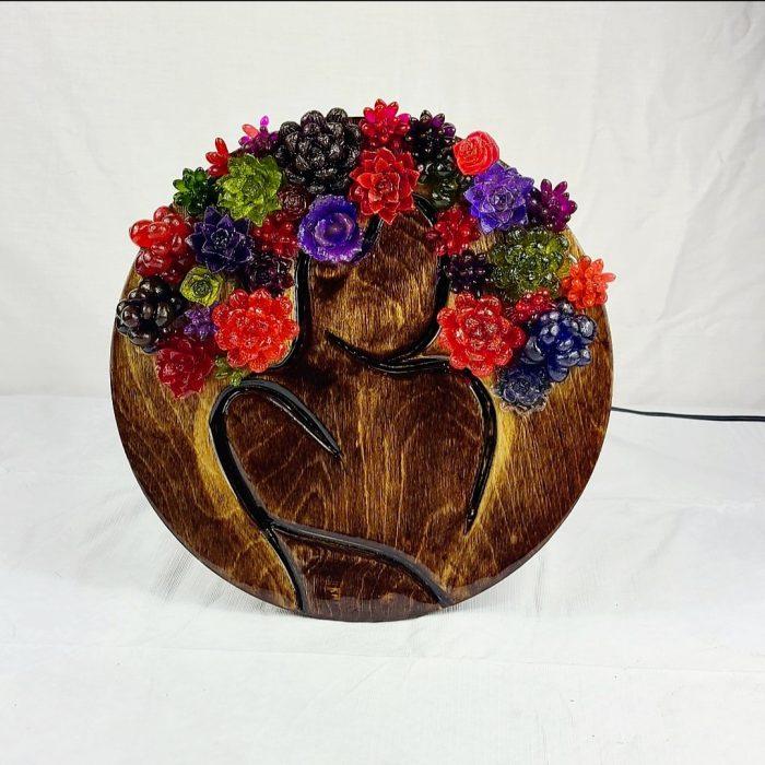 Resin & Wood