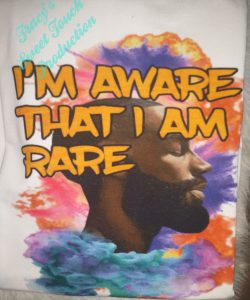 He is Rare