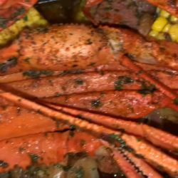 I love cooking seafood…