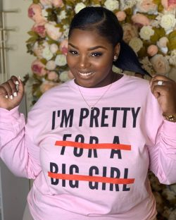 I'm Pretty Period Tee