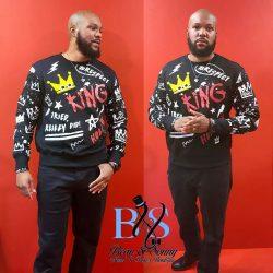 King Men's Pullover