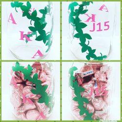 AKA /J15 Ivy Candy Jars