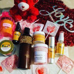 Valentine's Day Skincare