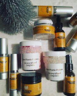 Organic Skincare Products Catalogue