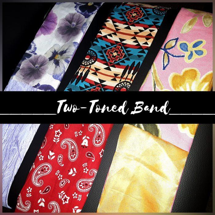My creations 😍 custom headwraps