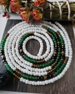 Natural Power Waistbeads