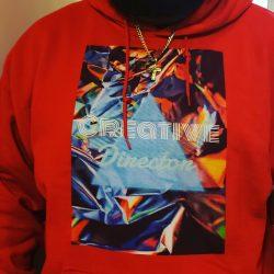 Creative Director unisex hoodies