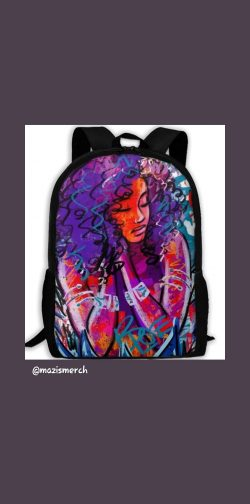 peaceful bliss backpack