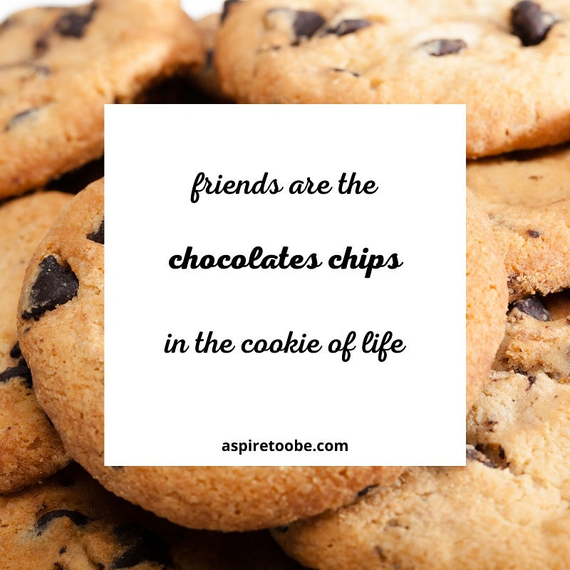 Friends and Cookies