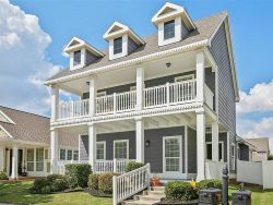 Cape Cod Styled home