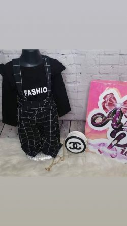 Fashion overall set
