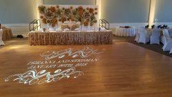 Wedding Paper Flower Wall Backdrop