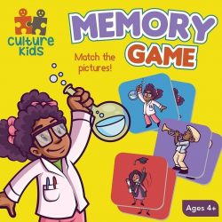 Culture Kids: Puzzles and Games