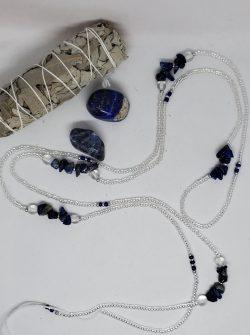 Lapis Lazuli Waist Beads