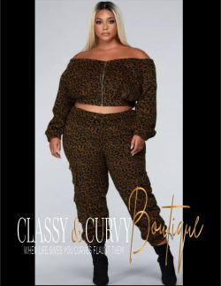 Classy and Curvy Boutique