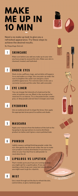 Make up in 10 minutes