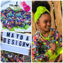Mayda Design Graffiti zomerjas
