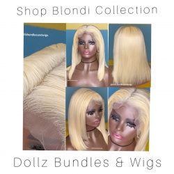 Dollz Bundles and Wigs- 613