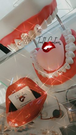 Tooth Couture Tooth Gems & Teeth Whitening