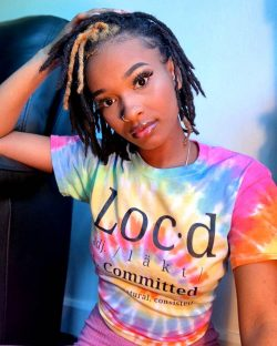 The Original Tye Dye Loc'd Tee