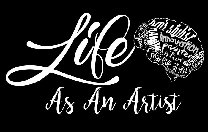 How are you living Life As An Artist?