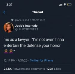 Me as a lawyer