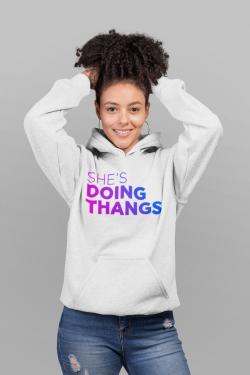 She's Doing Thangs