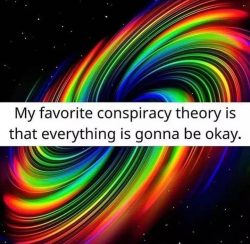 My favourite conspiracy theory