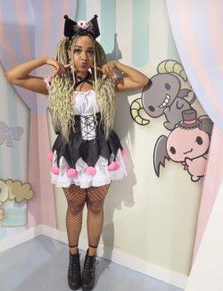 Harujuku Lolita style @ebunnybee