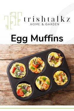 EGG MUFFINS – SO YUMMY!