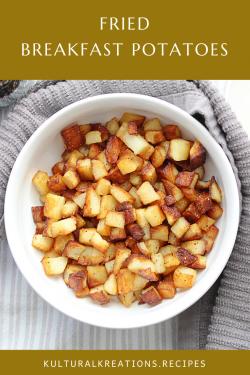 Fried Breakfast Potatoes