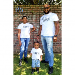 Iron Sharpens Iron Family Matching Tees!