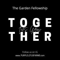 Join the Gardening Community. A Community that Grows together, Grows Together!
