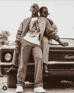 Queen and slim | Retro photography
