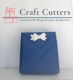 Add some flair to your gift giving with a creative design from Craft Cutters.