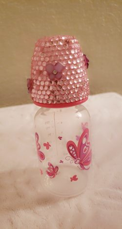 Bling Baby Girl Bottle