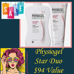 Physiogel Star Duo