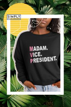 MVP | Madam Vice President Sweatshirt