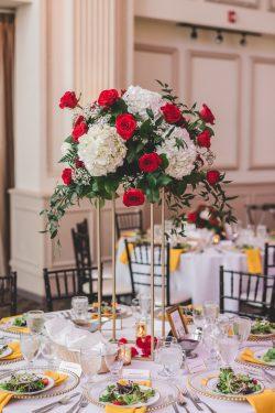 Wedding Reception Details, Wedding Flowers, Formal Wedding