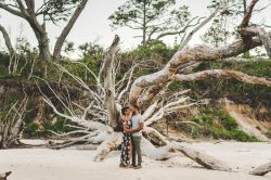 Engagement Photo Inspiration, Boneyard Beach, Big Talbot Island, Little Talbot Island