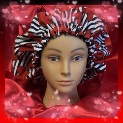IBCDesigns Satin Hair Bonnets