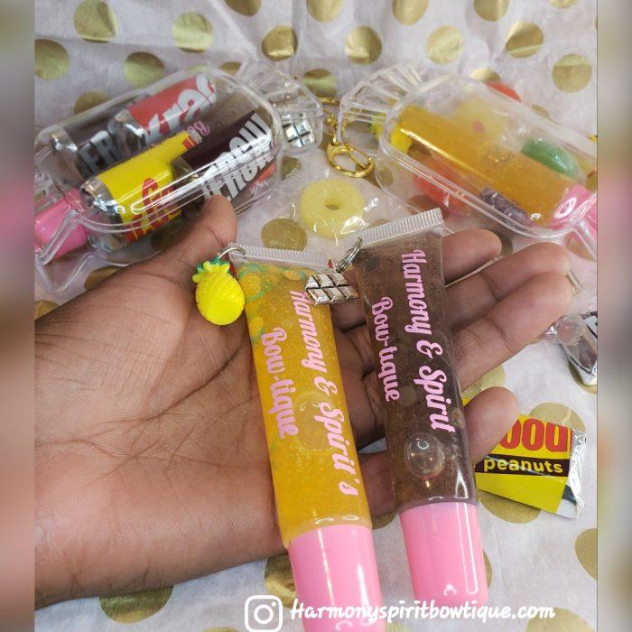 Fruit Candy lip Glaze