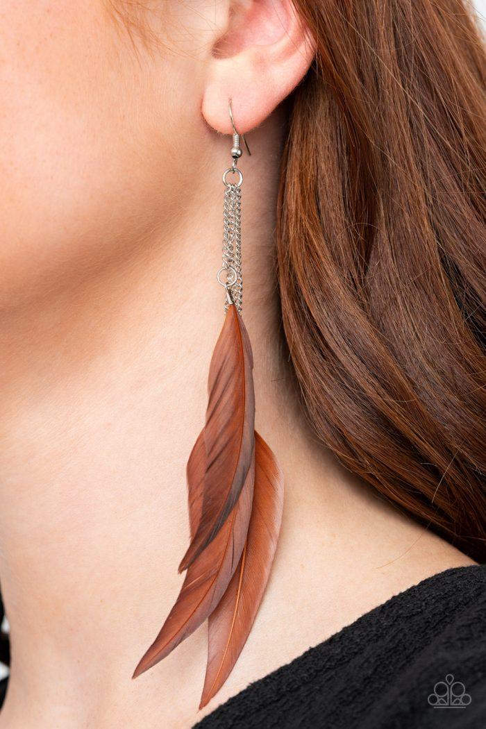 """""""West Side Western"""" Earrings"""