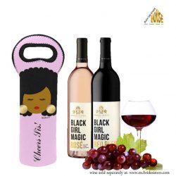 Cheers Sis! Wine Bag