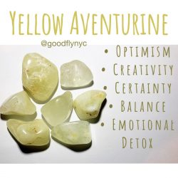 Yellow Adventurine